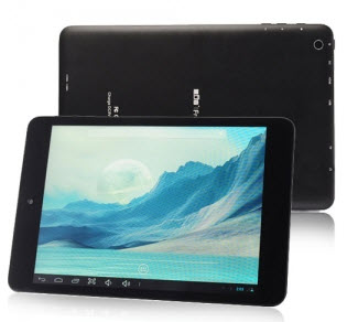 Freelander PD300 Dual Core Android 4.2 Tablet PC
