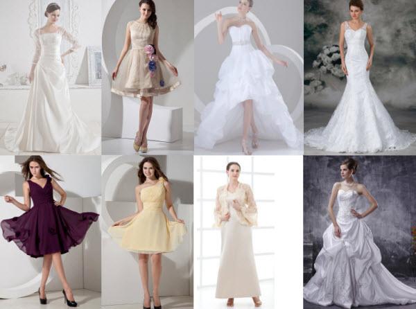 Deals on 2013 Hot Wedding Dresses at Milanoo.com