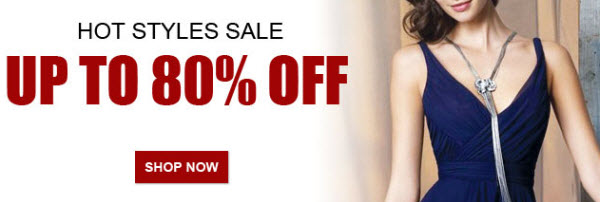 Discounted Special Occasion Dresses at Didobridal