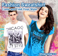 Fashion Sweatshirts for 2013 Back to School