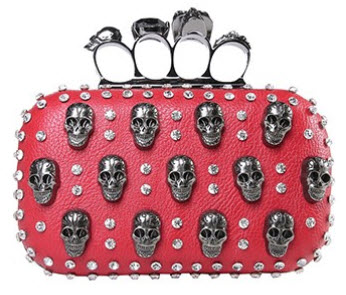 Skull Knuckle Box Clutch