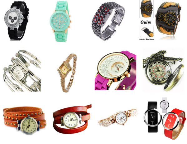 Top Deals on Watches Made in China