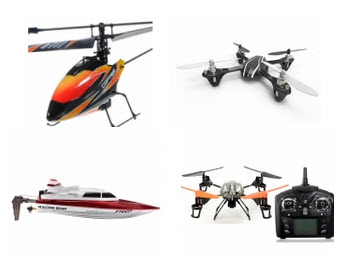 Cheap RC Helicopters