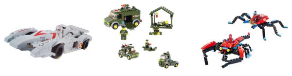 Assembly Kit Toys at Low Prices