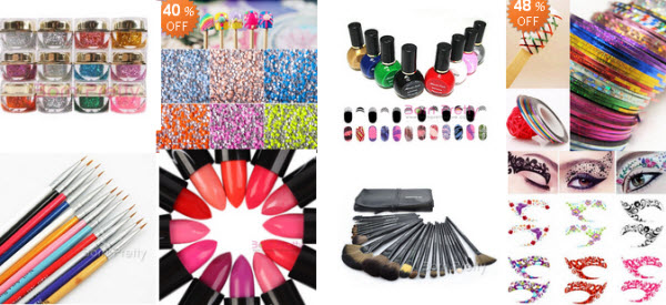 Cheap Nail Art Supplies at Bornprettystore