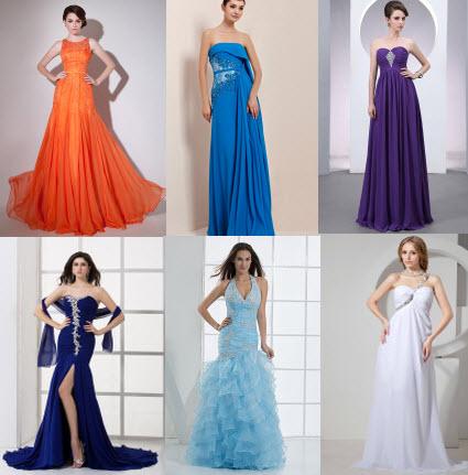 Discounted Special Occasion Dresses at Milanoo.com
