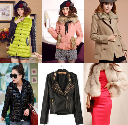 Milanoo Specials on Best-selling Women's Winter Outerwear