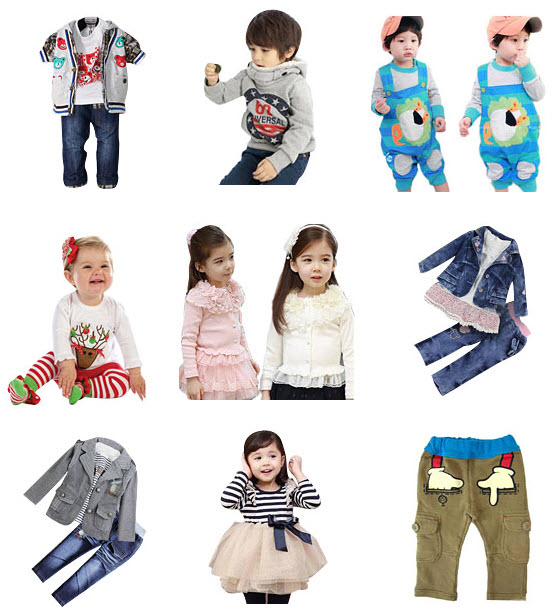 Deals on Children's Apparel at DHgate.com