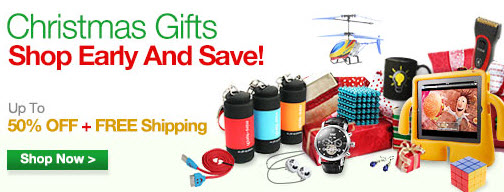 Discounted 2013 Xmas Gifts
