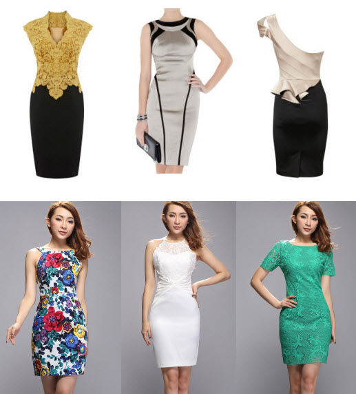 Top Deals on 2013 Bodycon Dresses