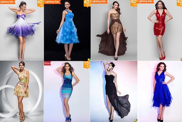 Top Deals on 2013 Holiday Dresses