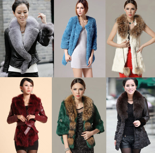 Top Deals on 2013 Fur and Leather Fashion