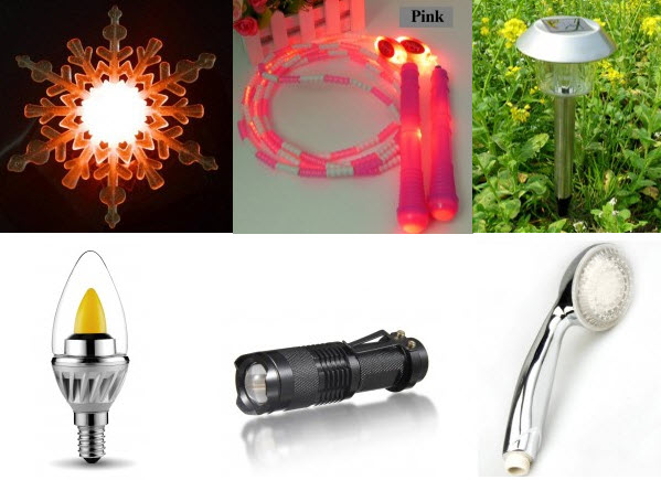 Cheap LED Lights at Myled.com