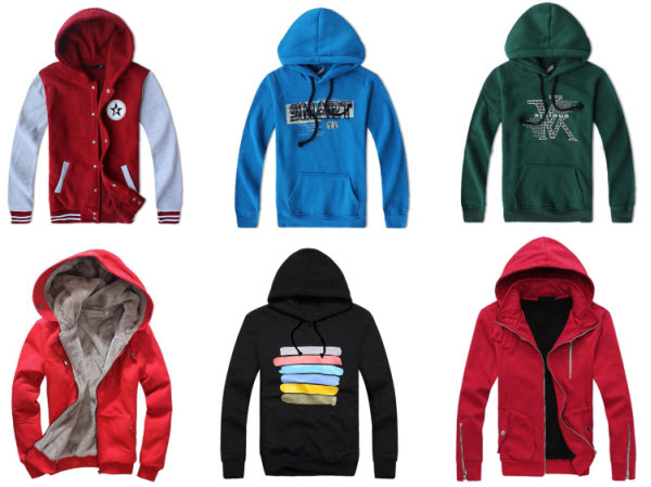 Discounted Men's Hoodies