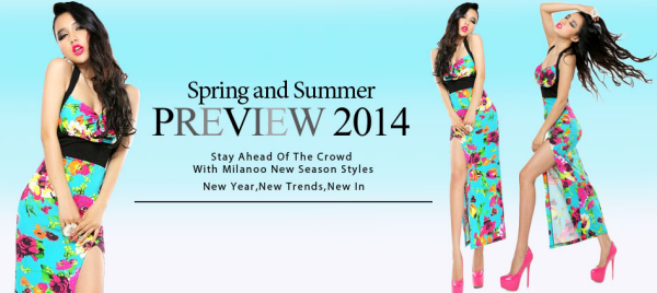 Milanoo 2014 Spring and Summer Fashion Guide