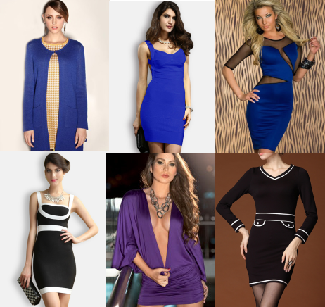 Trendy Dresses for 2014 Spring and Summer