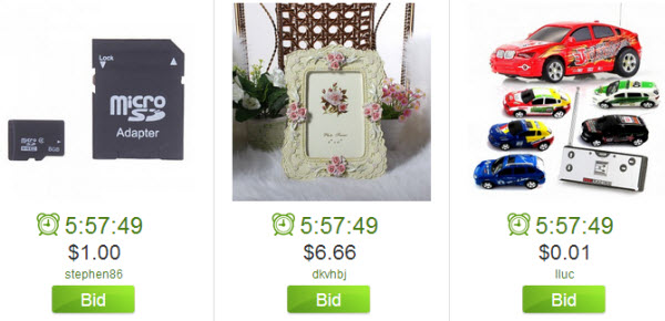 Eachbuyer auction page