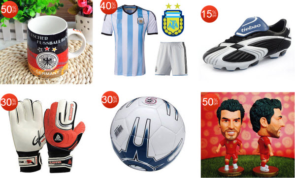 2014 FIFA World Cup Brazil Travel Accessories at Dinodirect.com
