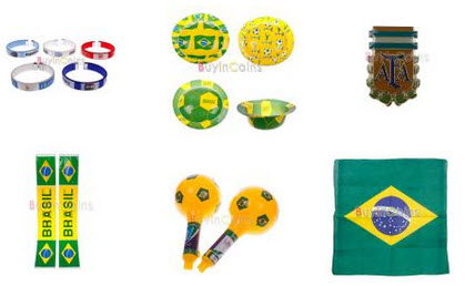 2014 FIFA World Cup Brazil Travel Accessories at Buyincoins.com