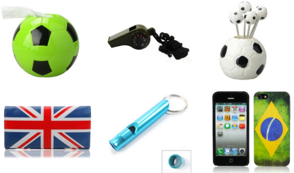 2014 FIFA World Cup Brazil Travel Accessories at Tmart.com