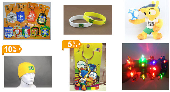 2014 FIFA World Cup Brazil Travel Accessories at DHgate.com