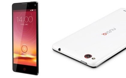 ZTE Nubia Z5S mini NX403A smartphone