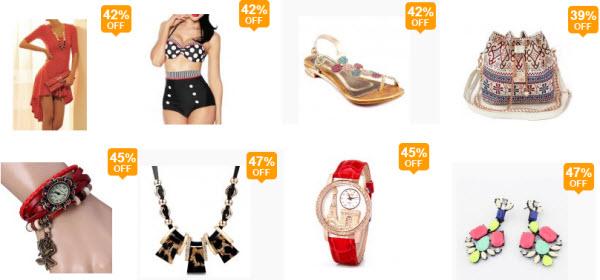 Top 2014 Mother's Day deals at Sammydress.com