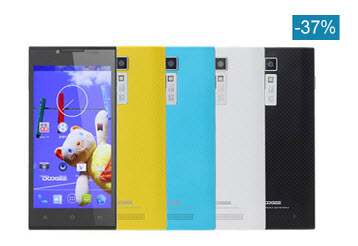 Doogee DG2014 Android Smartphone at Banggood
