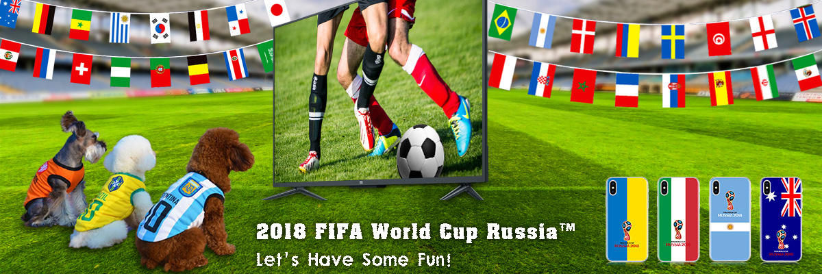 TVC-Mall 2018 FIFA World Cup